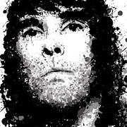 Six Artist - Digital Splat - Ian Brown
