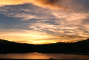 Ft Collins Photo Prints - Dimming of the Day Print by Kelly Luquer