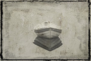 Dinghy Framed Prints - Dinghy Framed Print by Jim Wright