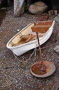 Dinghy Photos - Dinghy by Suzanne Gaff