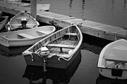 Dinghy Framed Prints - Dinghys Framed Print by Eric Gendron