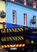 Irish Pubs Posters - Dingle Irish Pub Poster by John Greim