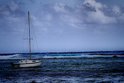 Dingy Prints - Dingy In A Breeze Print by Chris  Mautz