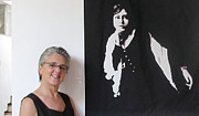 Visionary Tapestries - Textiles Originals - Dining Room Ma by Diane Smith