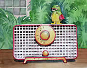 Old Toys Originals - Dinosaur Radio by Codie Carman