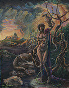 Greek Mythology Originals - Dionysos Mercurius by Louis  Braquet
