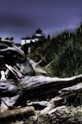 Discovery Photos - Discovery Park Lighthouse by David Patterson