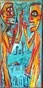 Neo Expressionism Paintings - Discussion Event by Karl Haglund