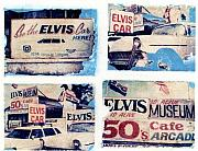 Elvis Presley Photos - Disgraceland by Jane Linders