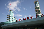 Anaheim Prints - Disney California Adventure - Anaheim California - 5D17525 Print by Wingsdomain Art and Photography