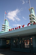 Anaheim Prints - Disney California Adventure - Anaheim California - 5D17527 Print by Wingsdomain Art and Photography
