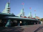 Anaheim Framed Prints - Disney California Adventure - Anaheim California - 5D17537 Framed Print by Wingsdomain Art and Photography