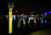 Walt Disney World Florida Art - Disney Dragon by David Lee Thompson