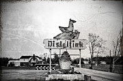 Pennsylvania Dutch Prints - Distelfink - Gettysburg Print by Bill Cannon