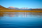Crowley Lake Art - Distilled Beauty by Alexander Martinez