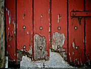 Odd Art - Distressed Door by Odd Jeppesen