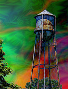 Watertower Prints - Disturbance Print by Barry Jones