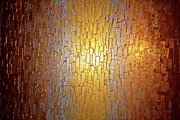 Textured Sculpture Originals - Divided Light by Daniel Lafferty