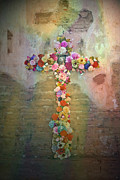 Mission San Javier Del Bac - Divine Beauty by Donna Van Vlack