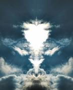 Angels Breath Prints - Divine  Print by Thomas  MacPherson Jr