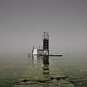 Diving Photos - Diving Platform by Joana Kruse