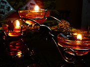 Festivals Of India Photos - Diwali Lights by Rajat Vashishta