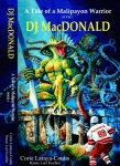 Illustrator Painting Prints - DJ MacDonald Book Cover Print by Hanne Lore Koehler