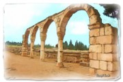 Digital Oil - DO-00303 Arcades in Anjar