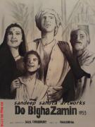 Blockbuster Art - Do Bigha Zamin 1953 by Sandeep Kumar Sahota