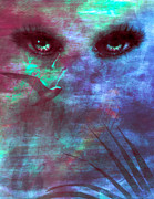 Gaze Digital Art Prints - Do You See Me Print by Paul St George