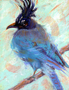Plumage Pastels - Do You Think I Look Fat by Cheryl Whitehall