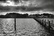 Chincoteague Island Prints - Dock And The Bay Print by Steven Ainsworth