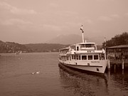 Lucerne Originals - Docked in Lucerne by Mark Honn