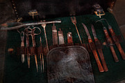 Healer Photos - Doctor - Civil war instruments by Mike Savad