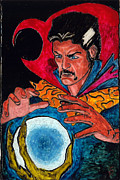 Magician Originals - Doctor Strange Man of Mystery by Phil Strang