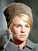 1960s Movies Posters - Doctor Zhivago, Julie Christie, 1965 Poster by Everett