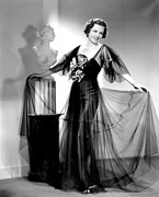 Full-length Portrait Metal Prints - Dodsworth, Mary Astor, 1936 Metal Print by Everett