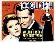 Posth Photos - Dodsworth, Ruth Chatterton, Walter by Everett
