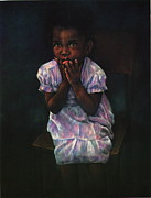 God Pastels - Does Jesus Love Me by Curtis James