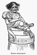 Dog-faced Boy, 1874 Print by Granger