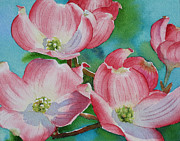 Judy Mercer - Dogwood Afternoon