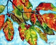 Brenda Jiral - Dogwood in Autumn II
