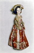 Fashion Photograph Posters - DOLL, c1770 Poster by Granger
