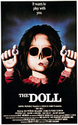 Horror Movies Posters - Dolls, 1987 Poster by Everett