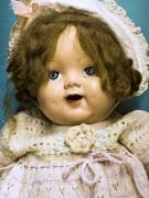 Doll Photos - Dolly from the Past by Marion McCristall