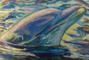 Dolphin 2 Print by Koro Arandia