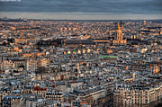 St. Louis Photos - Dome Des Invalides by Romain Villa Photographe