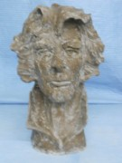 Morning Sculptures - Don Imus by Casey Koehler