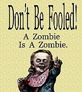 Drawings Mixed Media Framed Prints - Dont Be Fooled... Framed Print by Jeff DOttavio