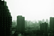 Town Photo Originals - Doomsday Shanghai by Christine Till